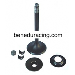 Wedge-proof inlet valve Ø 35mm standard