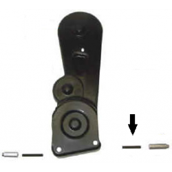 Schroefdraad pin M6x40