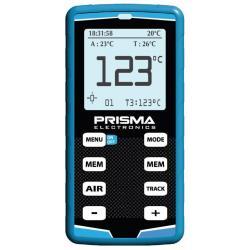 Prisma tire pressure gauge HiPreMa 4 + IR tire temperature