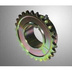 AXLESPROCKET 428 22T Ø50 STEEL GOLD GOLDSPEED