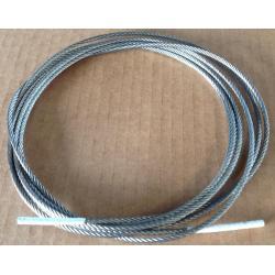 Draadgeleiderpoelie 25 mm Dalmi