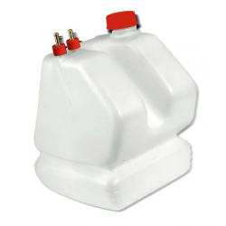 Fuel Tank 8,5 Liter (extractable)  - Birel