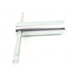 Spindle key 25mm  -  Birel