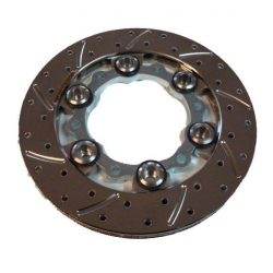 Brake Disc Complete Kit Floating 80x180x16 KF KZ OK -  Birel