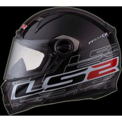 LS2 FF385 helm CR1 Racing