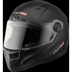 LS2 FF385 helmet FT2  Burn