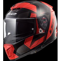 LS2 FF390 helmet Breaker Physics red