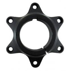 Brake Disc support (carrier) 40x80-8 (fixed) -  Birel