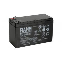 Battery FIAM 12V  Rotax Max