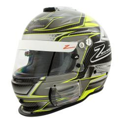 Zamp Helm RZ44CE Carbon Green