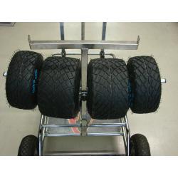 Kart Trolley Tire Holders