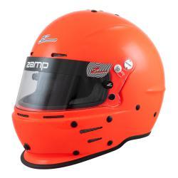 Zamp Helmet RZ-42 Green/ Zilver