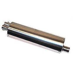 Exhaust silencer standard