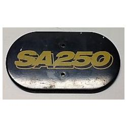 "AIR FILTER PLATE FRONT ""SA250"" USED"