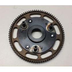 Startergear with clutch back plate USED