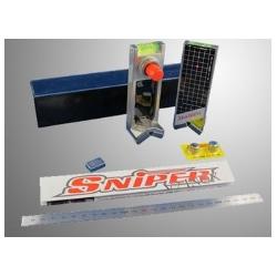 SNIPER V2 INOX UITLIJNSET