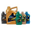 Oil & Lubrication Used