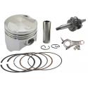 Crankshaft & Connecting Rod & Piston - Honda Tuning