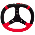 Steering Wheel and attachments- Birel Freeline