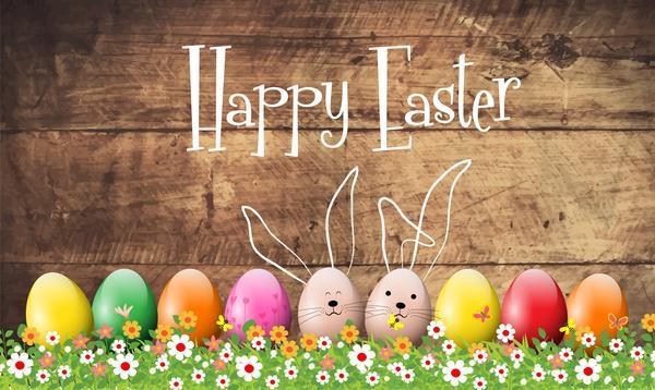 Frohe Ostern! BeNeDu Racing wünscht euch schöne Feiertage!